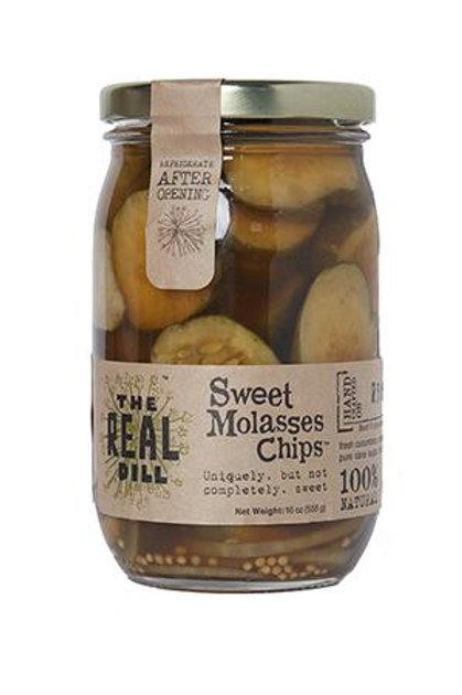 Sweet Molasses Chips 16 oz.