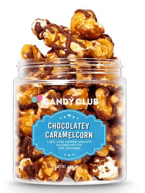 Candy Club Chocolatey Caramel Corn