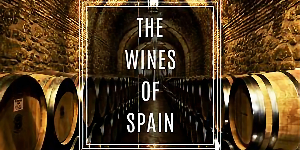Wines of Spain w/ Sommelier Ruth Ryberg