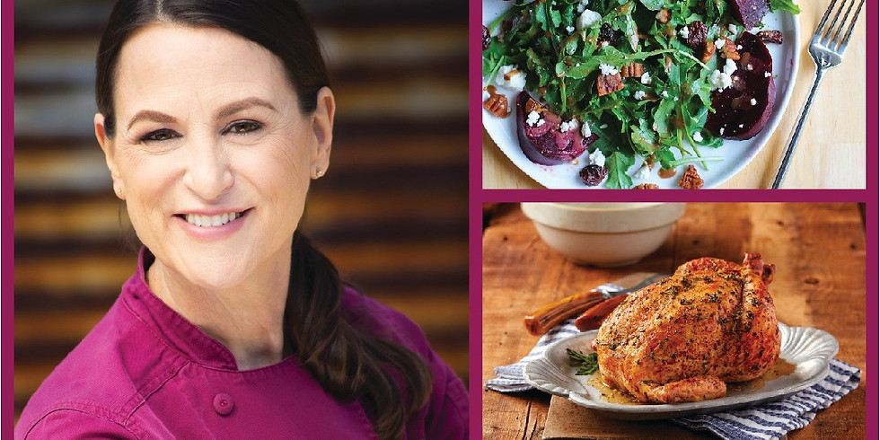 January Ladies Who Lunch with Chef Megan McCarthy
