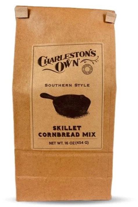 Charleston's Own Skillet Cornbread Mix