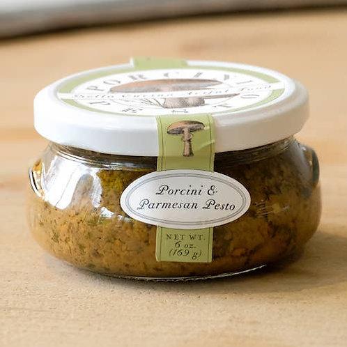 Bella Cucina Porcini and Parmesan Pesto