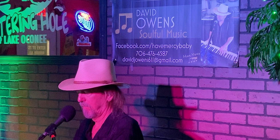 Live Music with David Owens