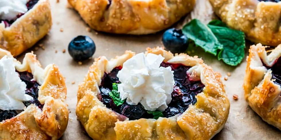 Holiday Entertaining with Galettes