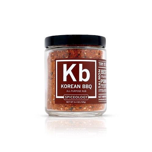 Korean BBQ All Purpose Rub