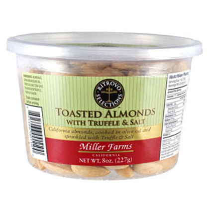 Ritrovo Toasted Almonds w/ Truffle Salt