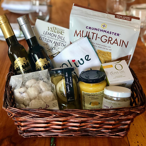 Seasonal Subscription Basket