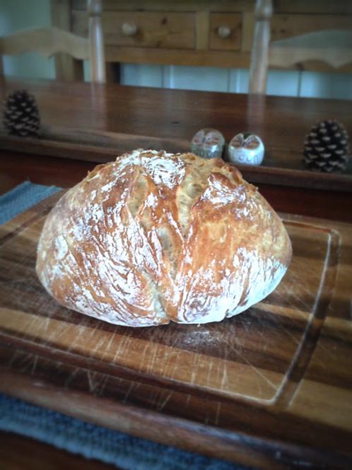 Rosemary Garlic Boule Mix