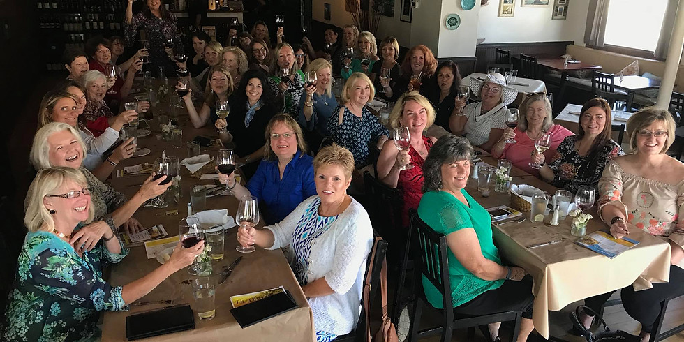 December Ladies Who Lunch with Del Sur