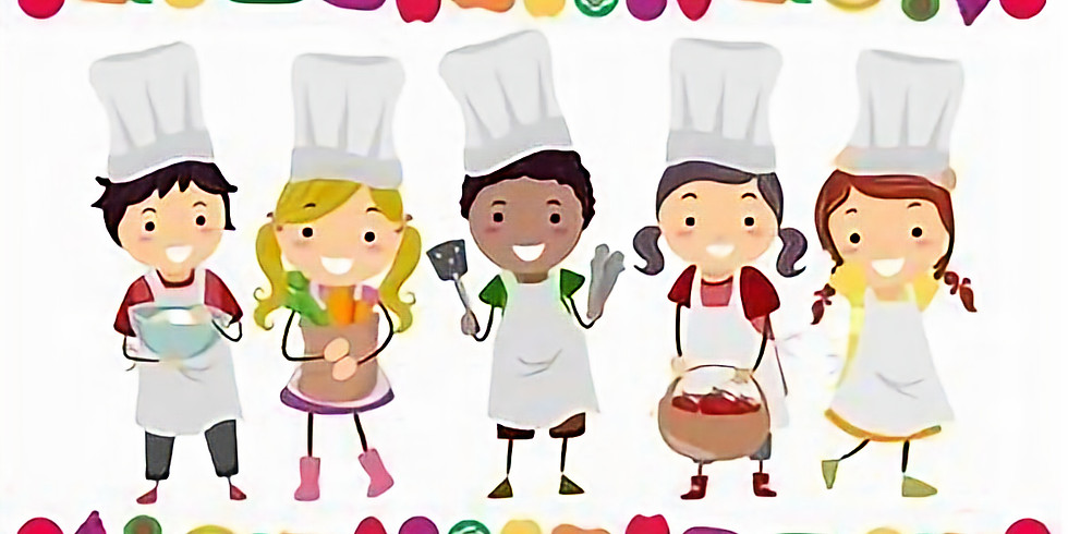 Kids Summer Cooking Series (9 week package)