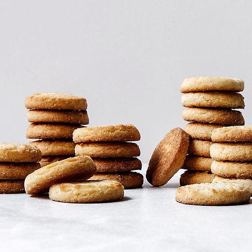 Byrd's Almond Shortbread Cookies