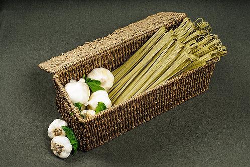 Papparedelle's Basil Garlic Fettuccine