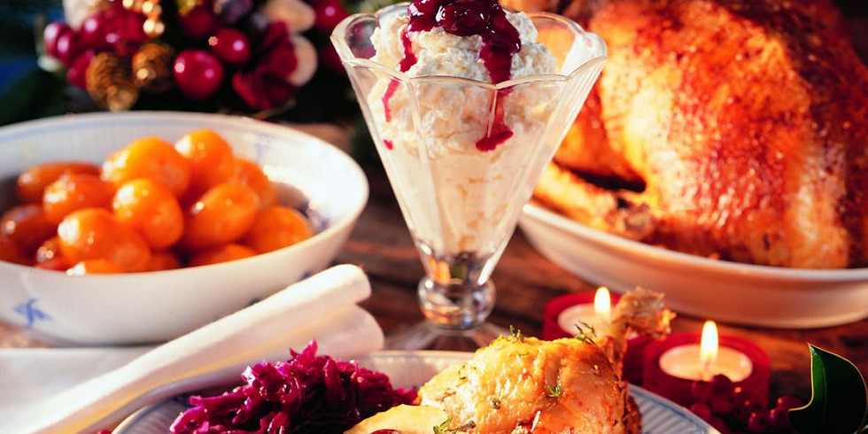 Supper Club - A Traditional Danish Christmas Dinner