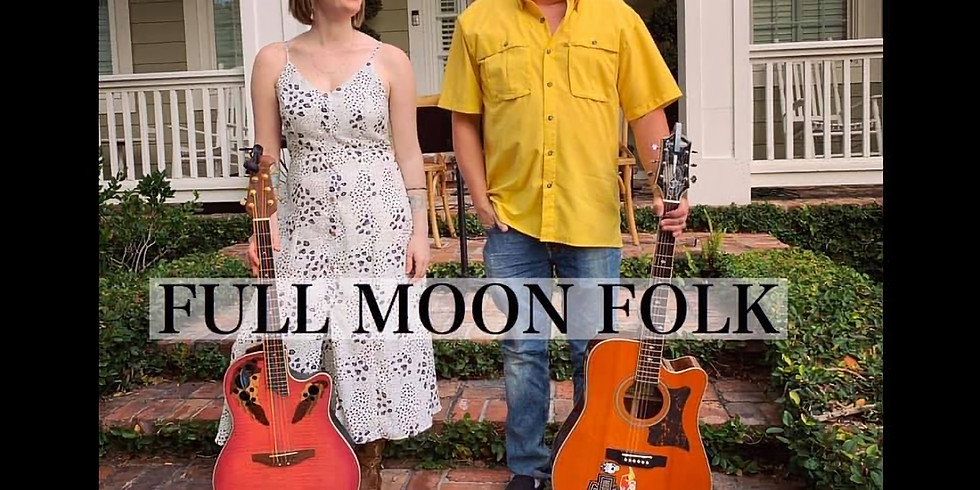 Live Music with Full Moon Folk Duo