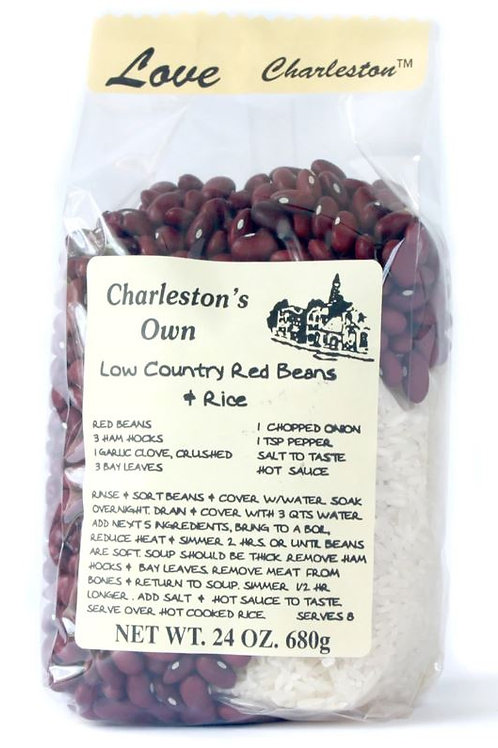 Charleston's Own Red Beans with Rice