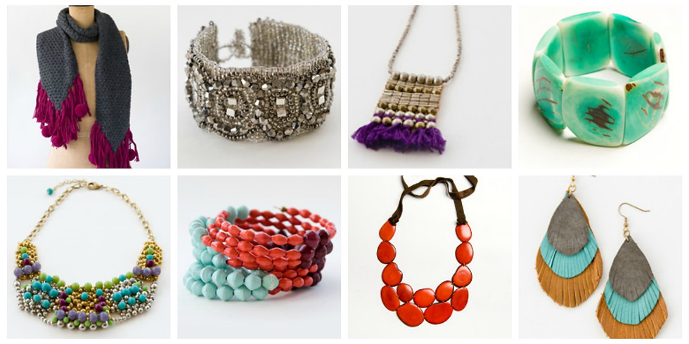 Noonday Jewlery Collection