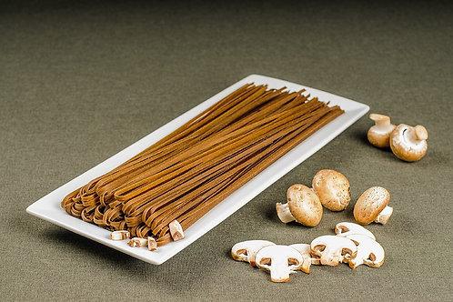 Papparedelle's Porcini Mushroom Linguine