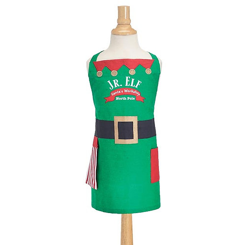 Jr. Elf Child's Apron