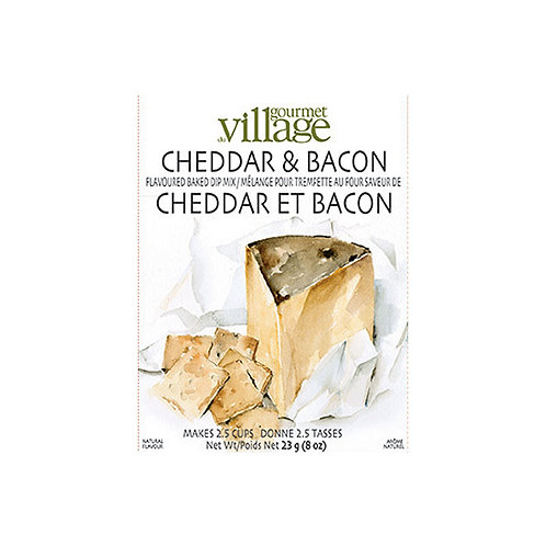 Cheddar and Bacon Dip Mix