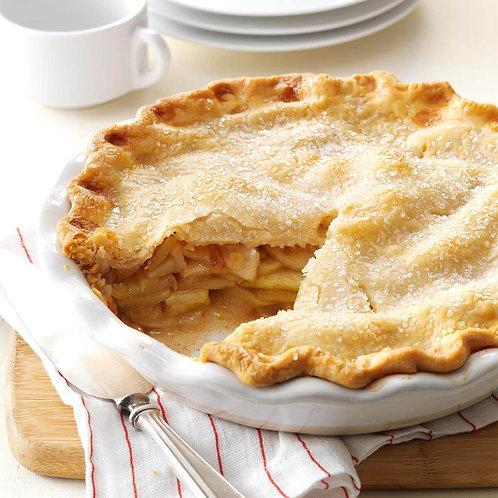 Thanksgiving Homemade Apple Pie