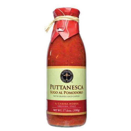 Puttanesca Sugo Al Pomodoro Sauce