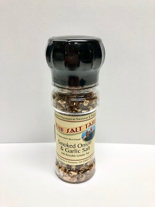 Smoke Onion & Garlic Sea Salt Grinder