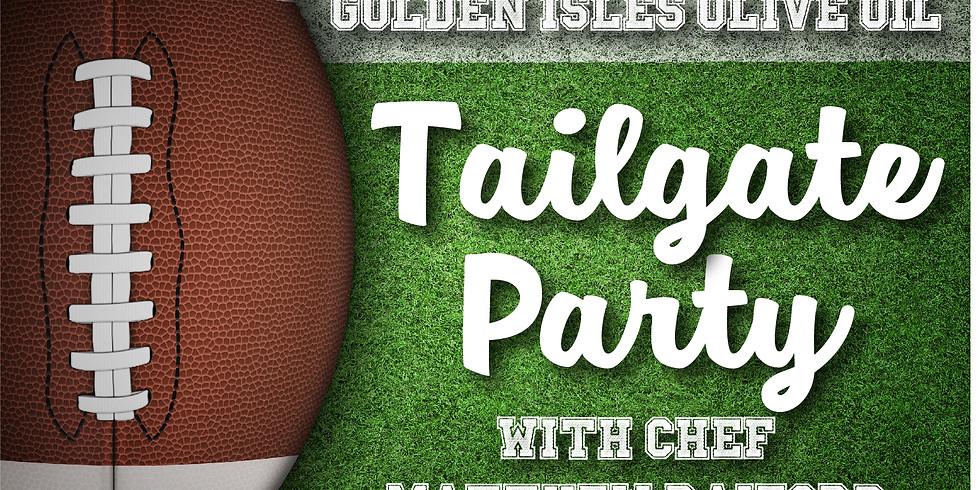 Tailgate Party w/Chef Matthew Raiford