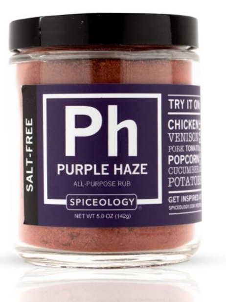 Purple Haze Seasoning