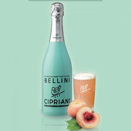 Cipriani Peach Bellini