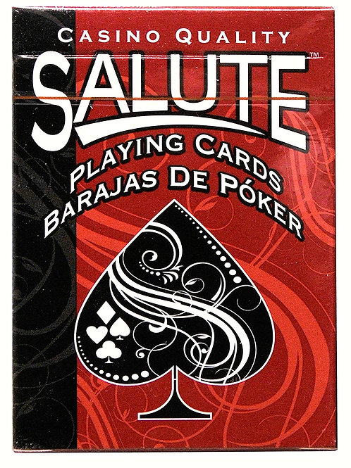 Salute Playing Cards