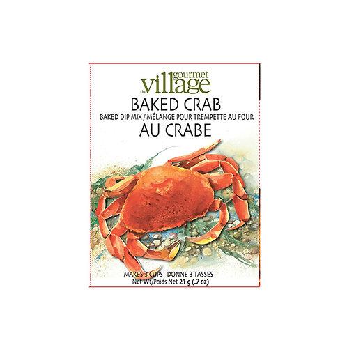 Crab Baked Dip Mix