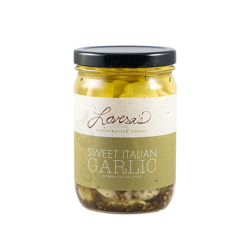 Lovera's Sweet Italian Garlic