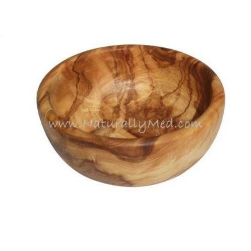 Olive Wood Bowl- Round