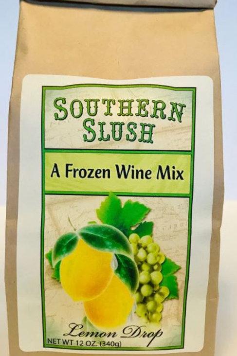 Southern Slush Frozen Wine Mix - Lemon Drop