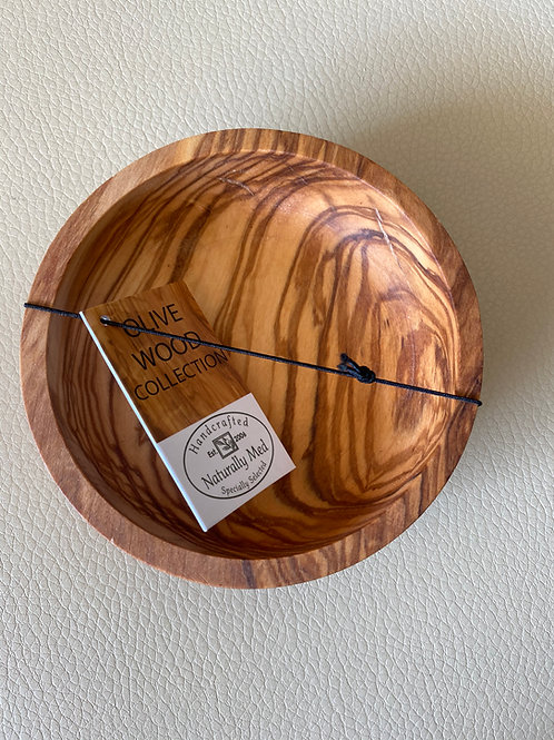 Olive Wood Dipping Bowl