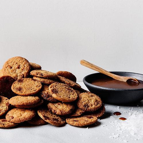 Byrd's Salted Caramel Cookies