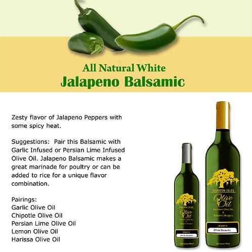 Jalapeno Balsamic