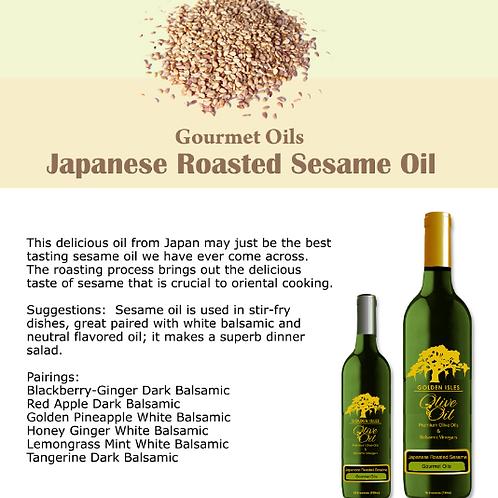 Japanese Roasted Sesame Oil