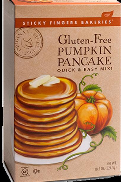 Pumpkin Pancake Gluten-Free Mix