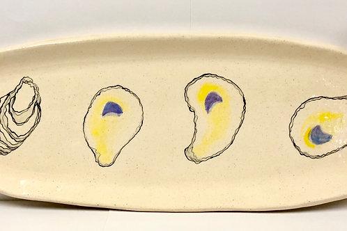 Oval Oyster Platter