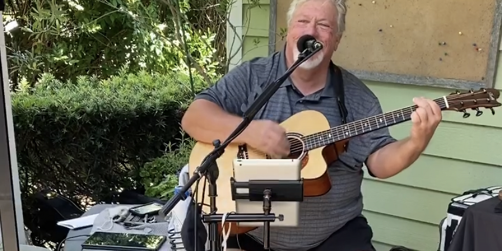 Live Music with Joey Thigpen