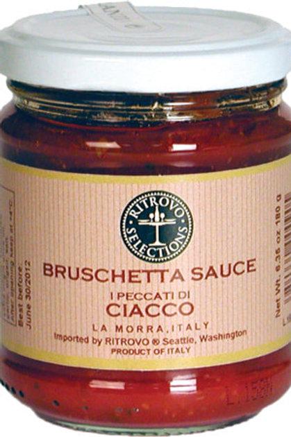Bruschetta Sauce--I Peccati di Ciacco