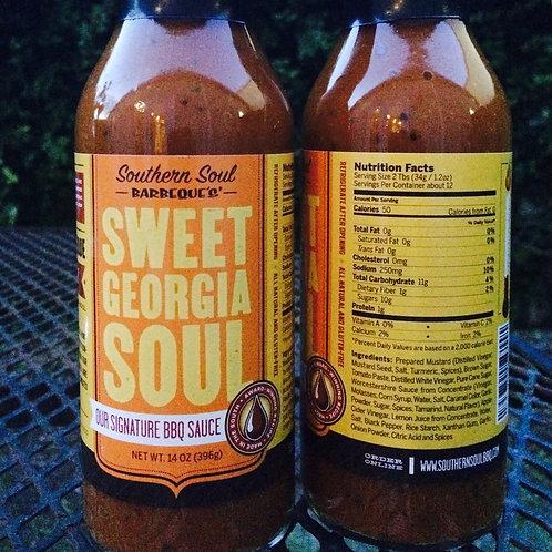 Southern Soul Sweet Georgia Soul Sauce