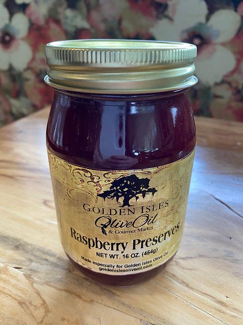 Golden Isles Olive Oil Raspberry Preserves