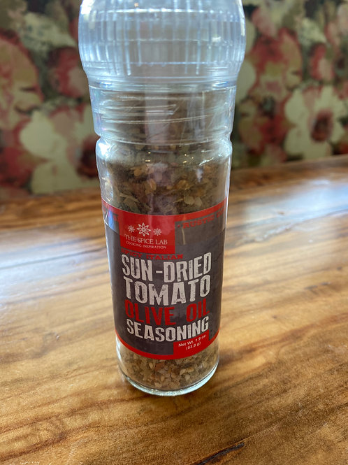 Sun Dried Tomato Olive Oil Seasoning