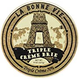 La Bonne Vie Triple Creme Brie