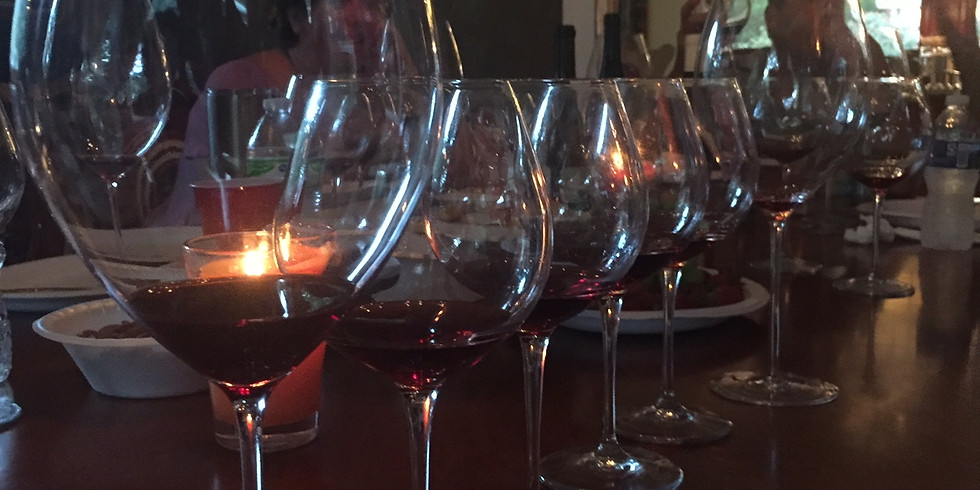 Wine Tasting with Mark Barlow