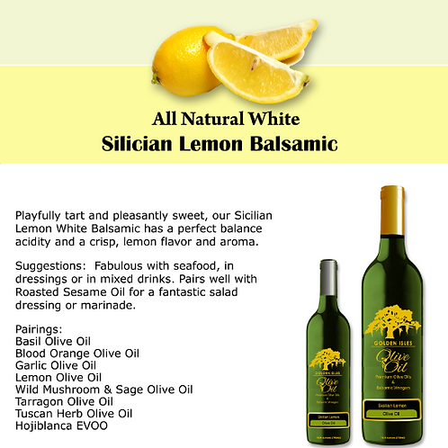 Sicilian Lemon Balsamic