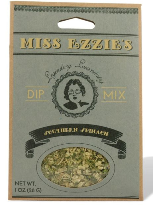 Miss Ezzie's Dip Mix - Southern Spinach