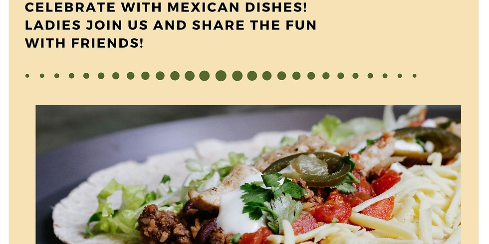 Cinco De Mayo Ladies who lunch with Chef Scott Darnell